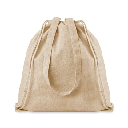 Recycled Cotton 2 function bag