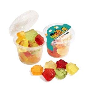 Eco Range – Eco Mini Pot - Kalfany Fruit Gums