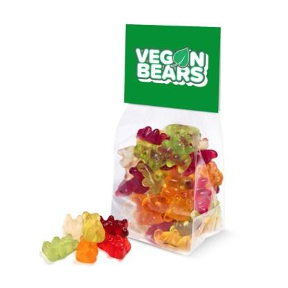 Eco Range – Block Bag - Kalfany Vegan Bears