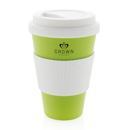 ECO bamboo fibre cup 430ml