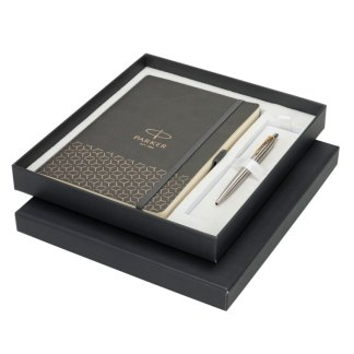 Parker gift box including A5-size notebook