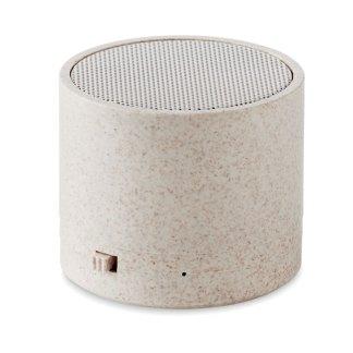 Round Bass+ Eco Bluetooth Speaker