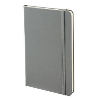 Moleskine® Classic M hard cover notebook - ruled
