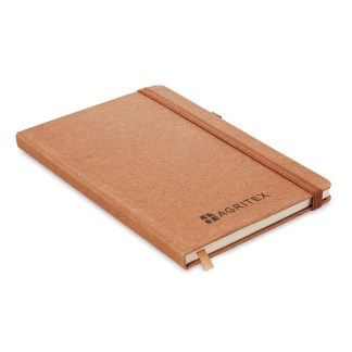 Baobab A5 notebook with recycled PU cover