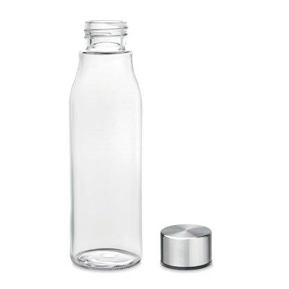 Venice glass drinking bottle