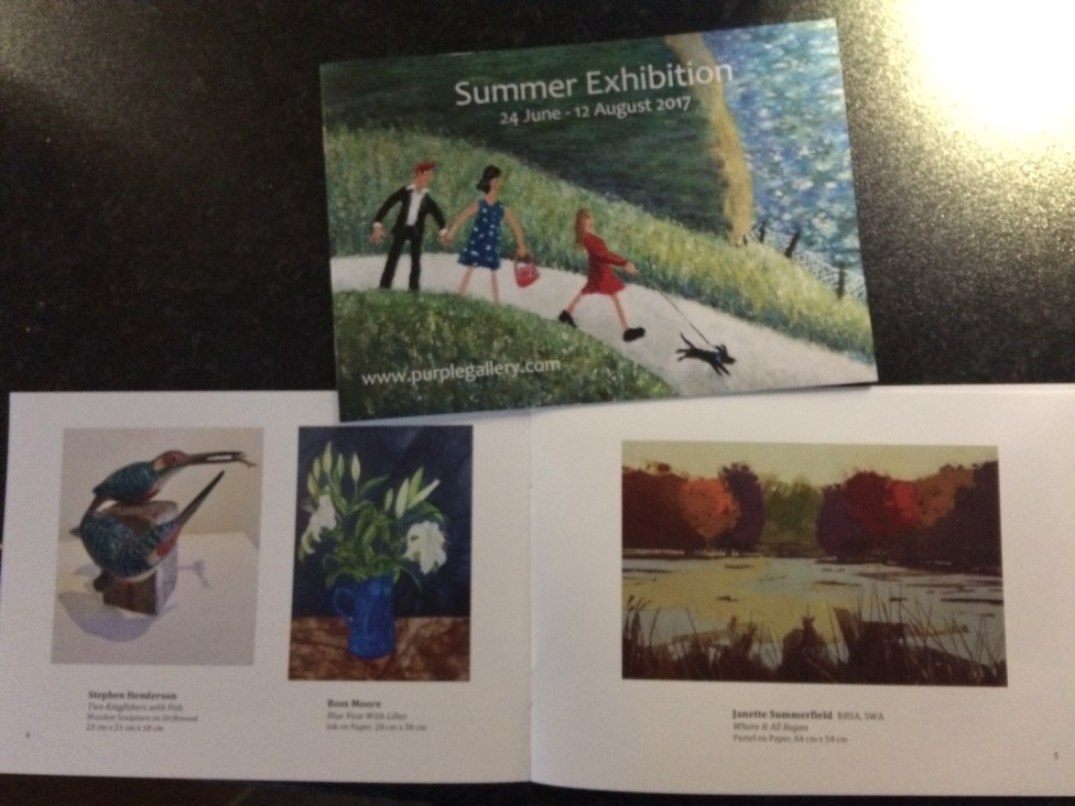 Summer Show Catalogue