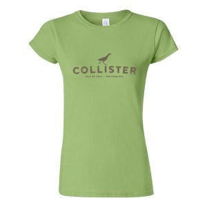 Collister Fitted T-Shirt