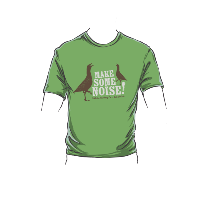 Kids Corncrake T-Shirt
