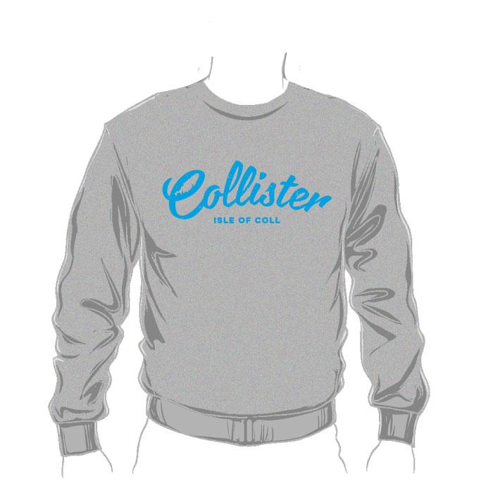 Collister Kid's Sweatshirt