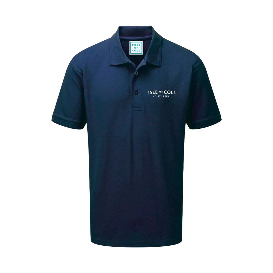Coll Distillery Polo Shirt