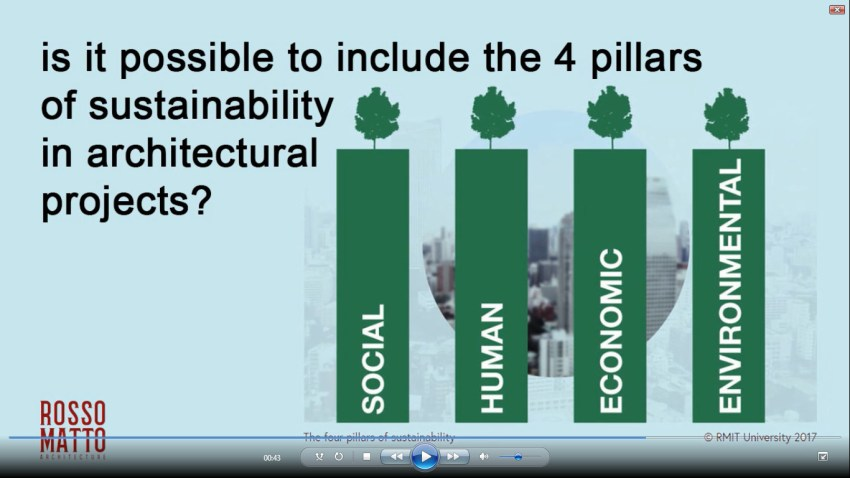 sustainability in architecture