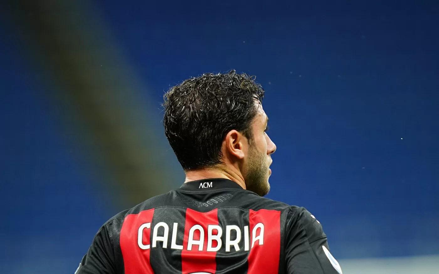 Calabria vicino all'addio, una plusvalenza utile al Milan