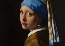 Johannes Vermeer Pearl Earring