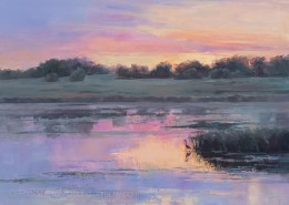 Evening Solitude-Sue Wipf