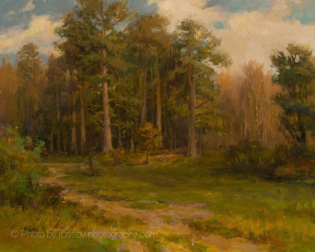 The Pines at Nevers' Dam Mary Pettis