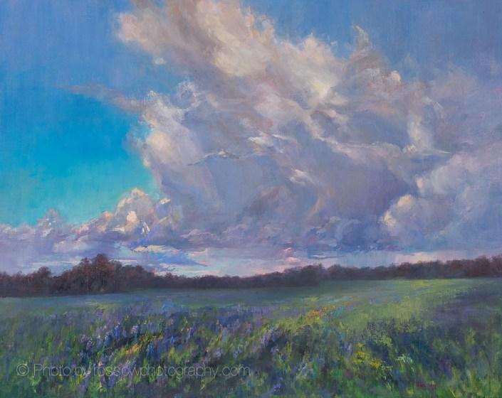 Wild Flower Storm-Sue Wipf