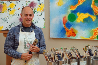 William-McClaren-Abstract-Painter