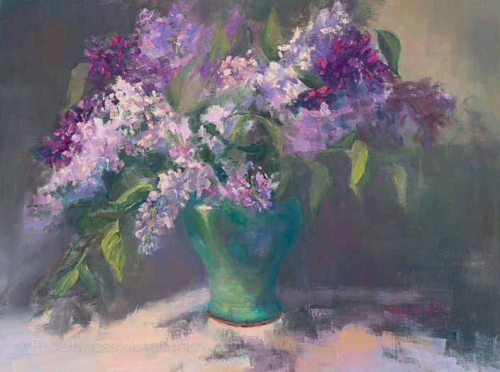 Shades of Lavender-Sue Wipf