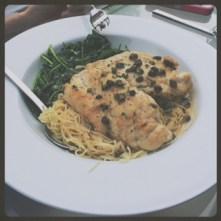 Chicken Picatta.
