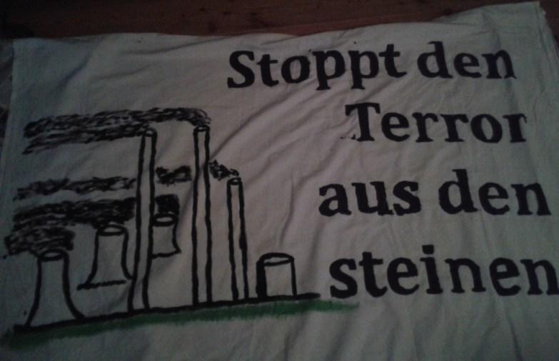 Stoppt den Terror