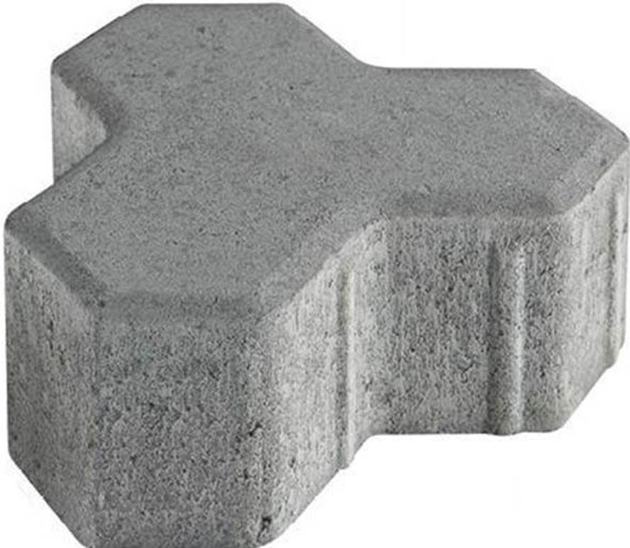 model paving block trihex