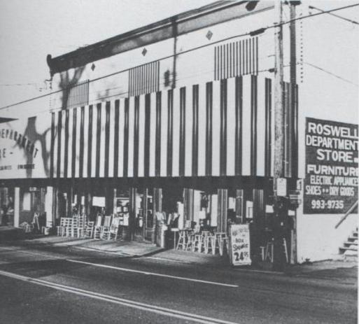 1970's strip