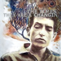 "Blues-Art: Bob Dylan ""The Times..."""