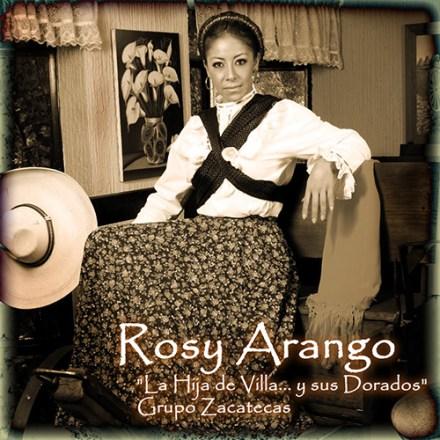 Orgullosa de ser mexicana de Rosy Arango