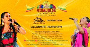 Rosy Arango Festival del Sol