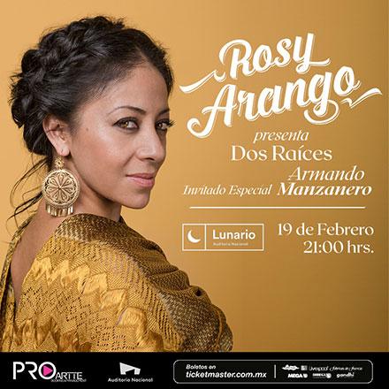 Rosy Arango en El Lunario