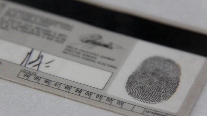 Credencial para votar tendrá  códigos QR, a partir de diciembre