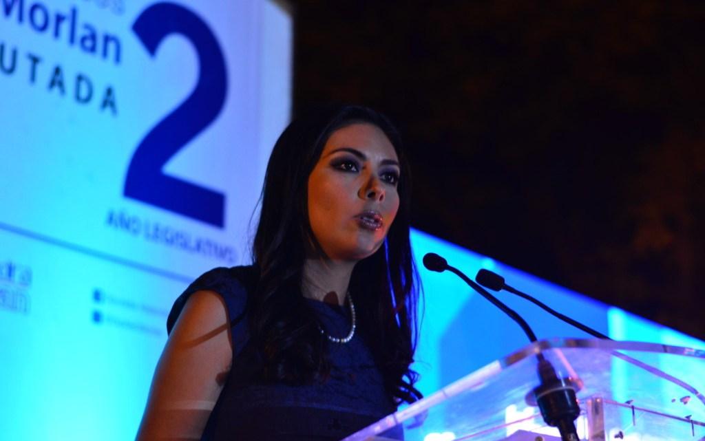 """""""He perdido incontables votaciones, pero jamás mi derecho a disentir"""": Alejandra G. Morlan"""