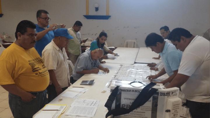 CRÓNICA POLÍTICA: La Defensa del Voto, y el 40% de los votos recontados