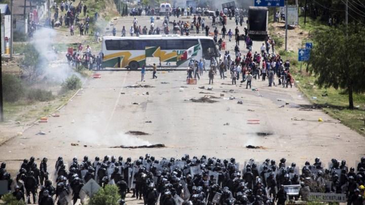 """Proponen crear Comisión Especial para investigar """"los hechos de represión y masacre en Nochixtlán"""""""