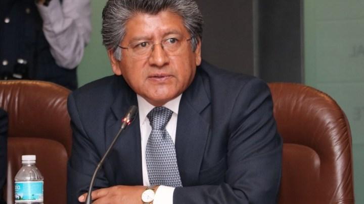 Tardía la renuncia de Virgilio Andrade al frente de la SFP: Martínez Neri