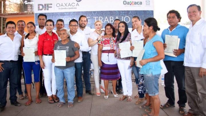 Realiza titular de la Sedesoh gira de trabajo por Santiago Jocotepec