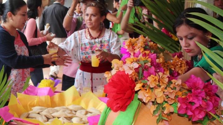 """Samaritana"" una tradición única en Oaxaca"