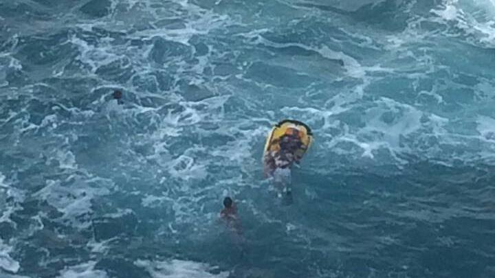 Activan protocolos de búsqueda por pescadores desaparecidos en el Istmo