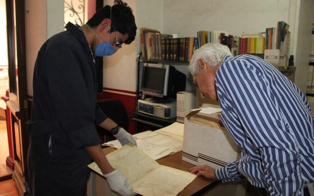 El archivo histórico del PJEO estrenará instalaciones en 2019
