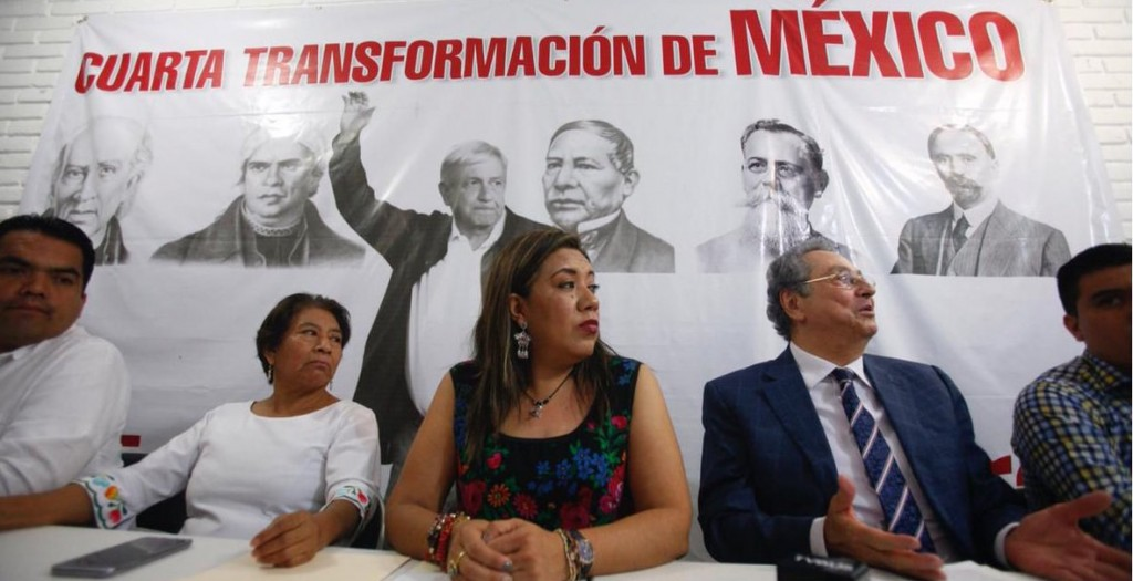 CRÓNICA POLÍTICA II: ¿Qué viene con la llegada de Ericel a Morena?…y todos van al Nacional