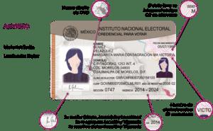 INE entrega más de un millón de credenciales para votar cada mes