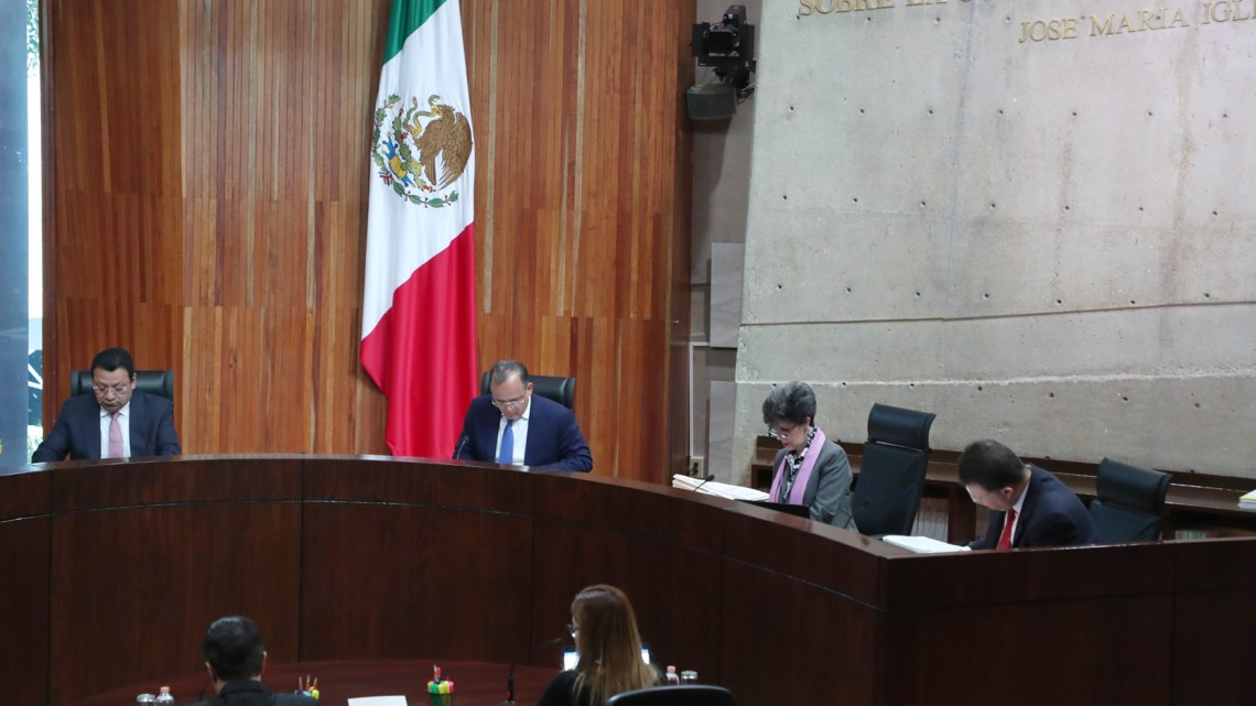 TEPJF confirma resolución del INE que aprobó modificaciones a documentos básicos del PRI
