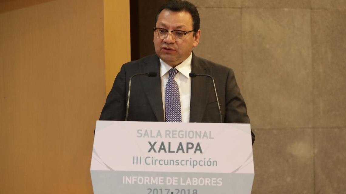 El sistema jurídico también debe proteger a las comunidades y pueblos indígenas: Fuentes Barrera