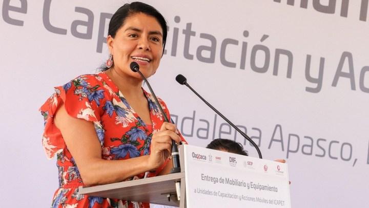 CRÓNICA EXPRÉS: Rumbo a la gubernatura… ¿Y Eufrosina Cruz Mendoza?
