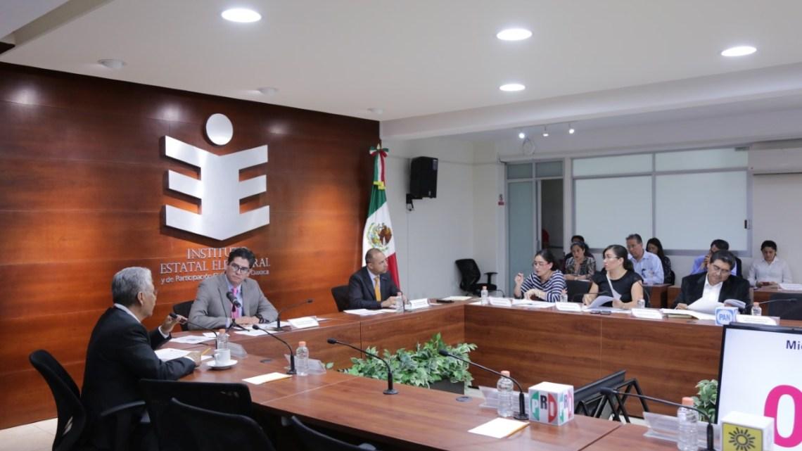 IEEPCO calificó como jurídicamente no válida la decisión de terminación anticipada del mandato de concejales de San Miguel Tlacotepec