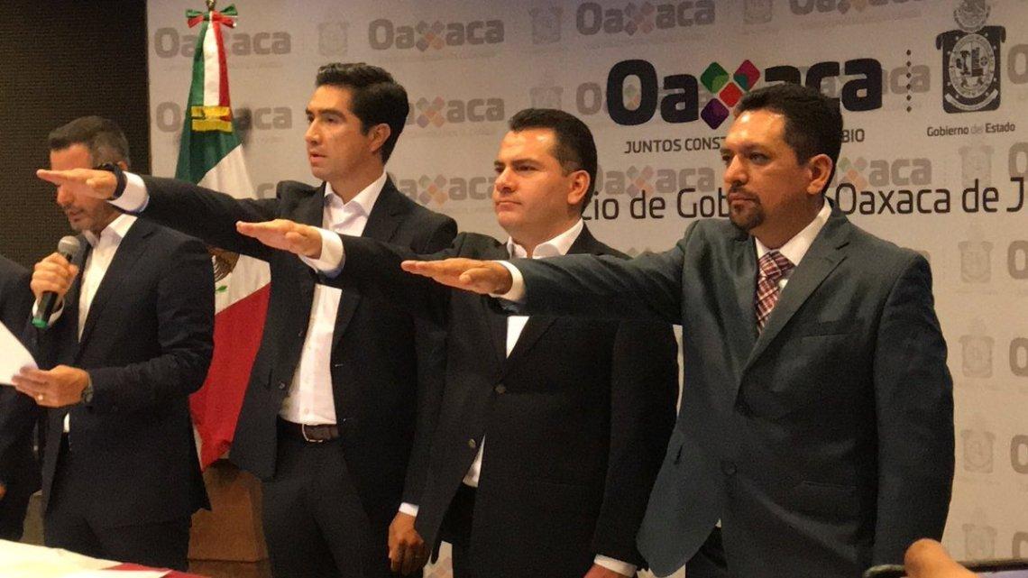 CRÓNICA EXPRÉS: Omar Acevedo, una buena designación de Alejandro Murat