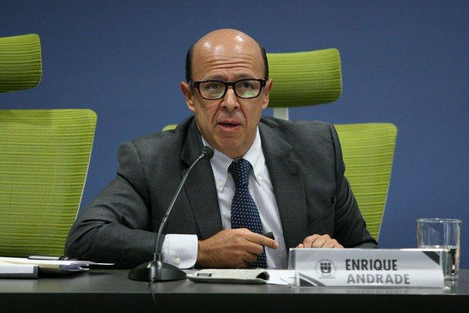 Tiempos de campaña y redes sociales, aspectos a considerar en ajustes a la ley electoral: Enrique Andrade