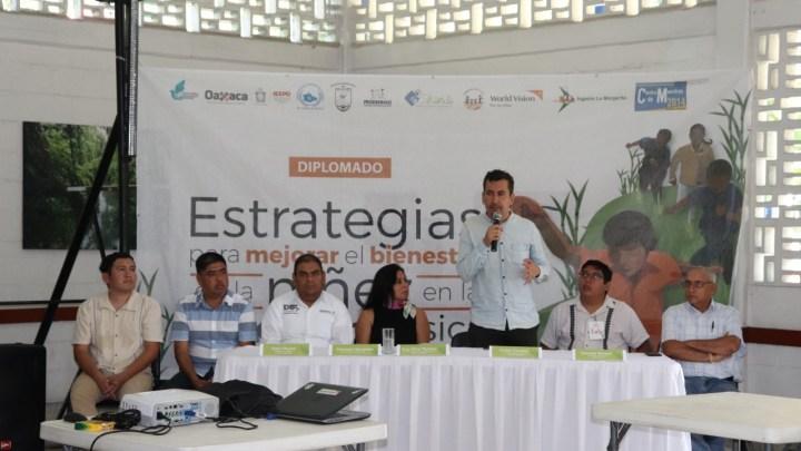 SiKanda y World Vision impulsan formación docente para la disminución del Trabajo Infantil en comunidades agrícolas de Oaxaca.