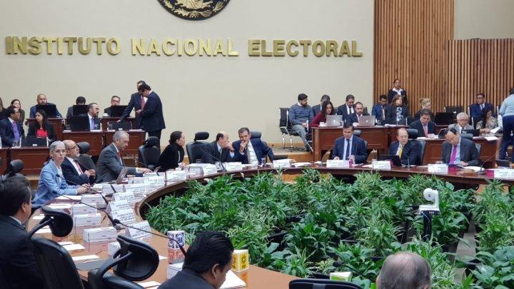 Aprueba INE plan y calendario para organizar las elecciones de Coahuila e Hidalgo 2019-2020