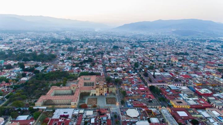 Monitorea Semaedeso calidad del aire en zona conurbada de Oaxaca